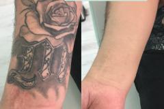 camoufleren tattoo